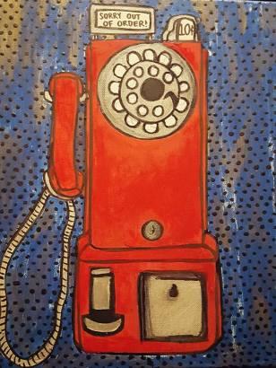 1950 B.C. (Before Cellphones)